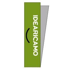Etichetta tessuta HD fascetta