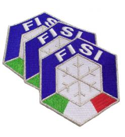 Patch FISI Distintivi ricamati