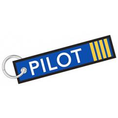 Pilot III giallo e blu