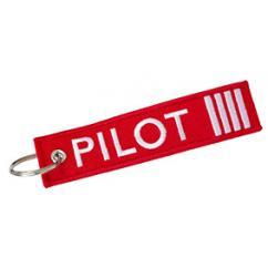 Pilot IIII bianco e rosso