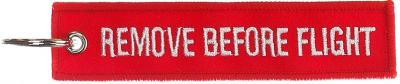 REMOVE BEFORE FLIGHT ROSSO